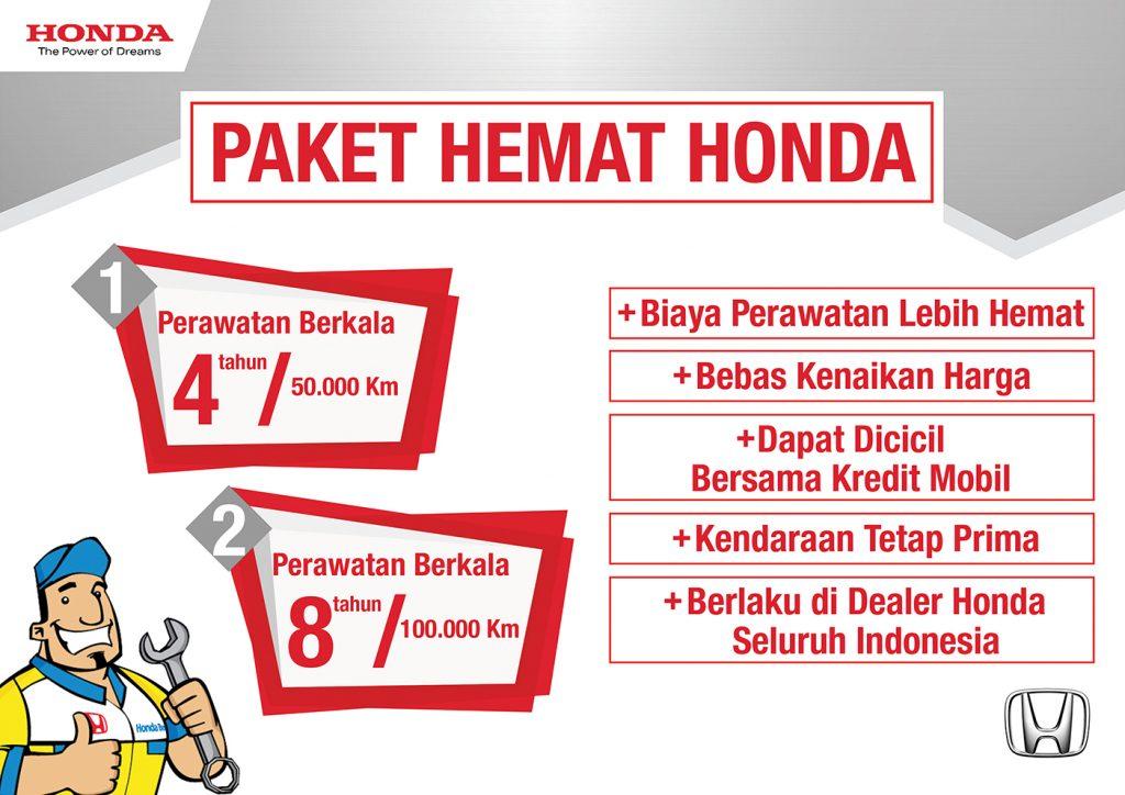 Paket Hemat Honda